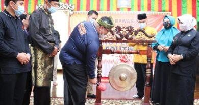 Bersatu Lawan Politik Uang, Bawaslu RI Resmikan Kampung Pengawasan di Pulau Penyengat